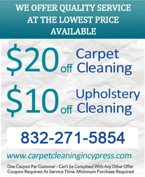 Professional Carpet Cleaning Steam Cleaner Service Cypress Tx